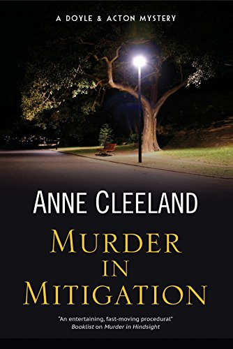 9780727886620: Murder in Mitigation: A London-Based Police Procedural (Doyle and Acton Mystery)