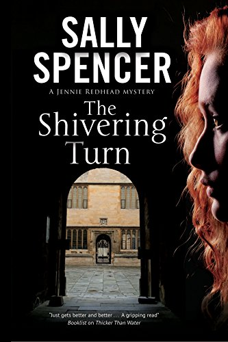 9780727886675: The Shivering Turn: A PI Series Set in Oxford (A Jennie Redhead Mystery)