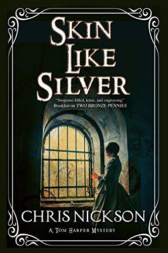 9780727894649: Skin Like Silver: A Victorian police procedural (A Tom Harper Mystery)