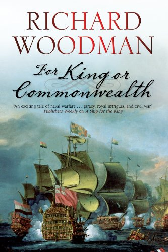 9780727896384: For King or Commonwealth (A Kit Faulkner Naval Adventure)