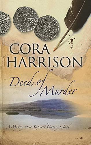 Deed of Murder (A Burren Mystery): Harrison, Cora