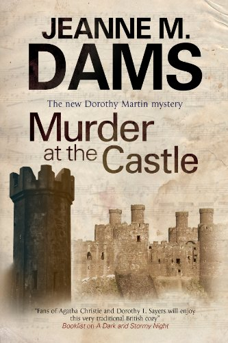 Murder at the Castle (A Dorothy Martin Mystery): Jeanne M. Dams
