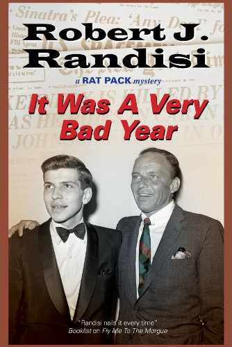 9780727896971: It Was a Very Bad Year (A Rat Pack Mystery)