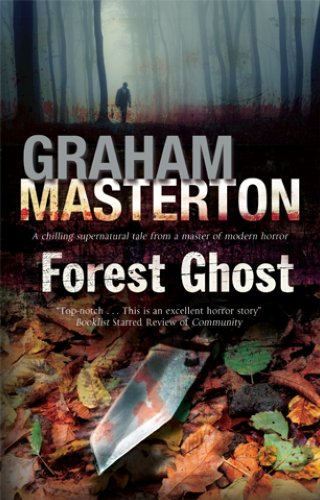 9780727897305: Forest Ghost: A novel of horror and suicide in America and Poland