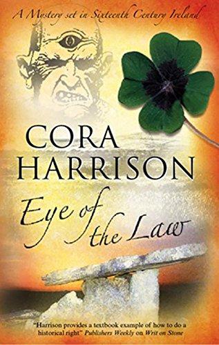 Eye of the Law (A Burren Mystery): Cora Harrison