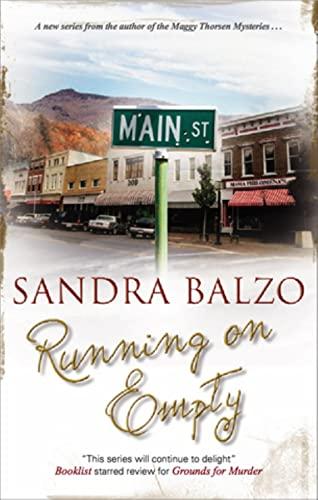 9780727898791: Running on Empty (A Main Street Murders Mystery)