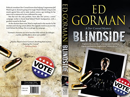 9780727899262: Blindside (A Dev Conrad Mystery)