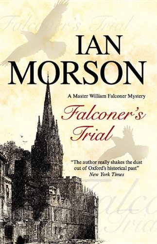 Falconer's Trial (William Falconer) (9780727899293) by Ian Morson