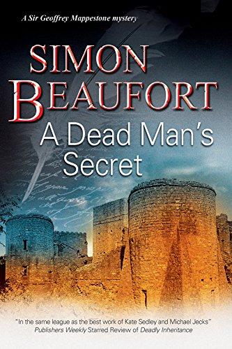 A Dead Man's Secret (Sir Geoffrey Mappestone Mysteries): Beaufort, Simon