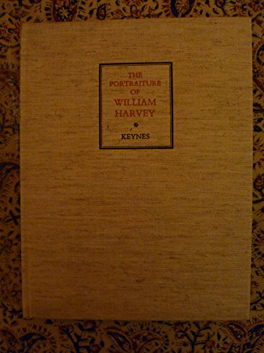 9780727901521: The Portraiture of William Harvey : the Thomas Vicary Lecture 1948