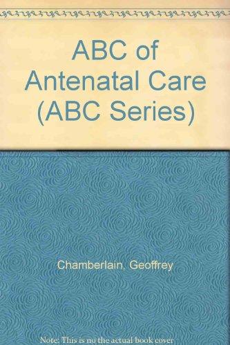 9780727903136: ABC of Antenatal Care