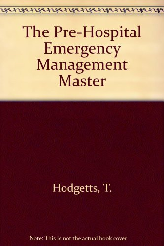 9780727909053: Pre Hospital Emergency Management Master