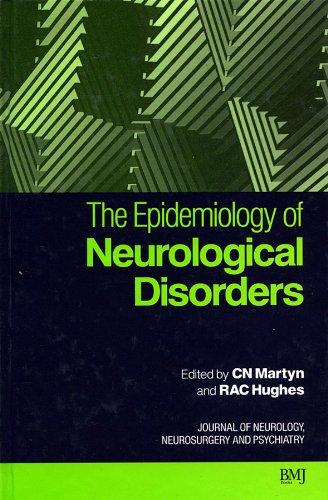 The Epidemiology of Neurological Diorders (Journal of Neurology, Neurosurgery and Psychiatry): ...