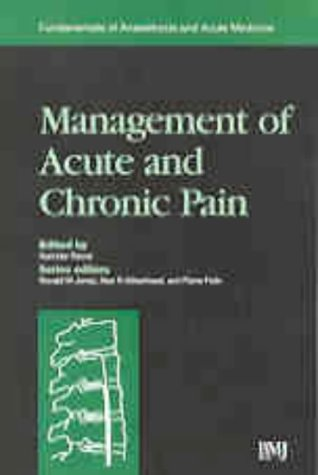 9780727911933: Management of Acute and Chronic Pain (Fundamentals of Anaesthesia & Acute Medicine)