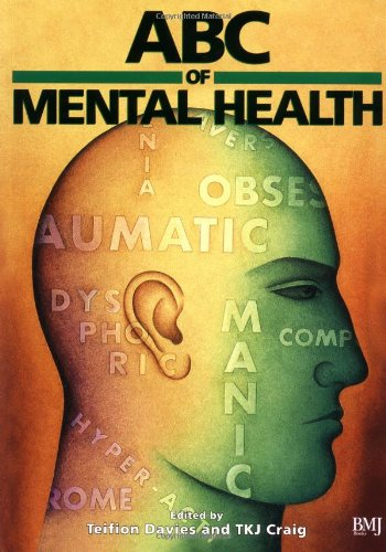 9780727912206: ABC of Mental Health (ABC Series)