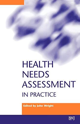9780727912701: Health Needs Assessment In Practice