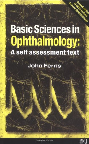 9780727913777: Basic Sciences in Ophthalmology: A Self Assessment Text
