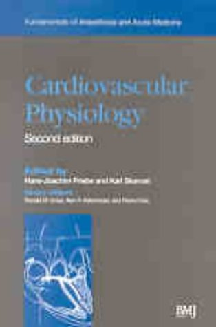 9780727914279: Cardiovascular Physiology (Fundamentals of Anaesthesia and Acute Medicine)