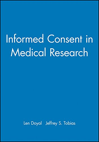 9780727914866: Informed Consent in Medical Research