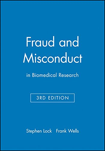 9780727915085: Fraud and Misconduct: in Biomedical Research
