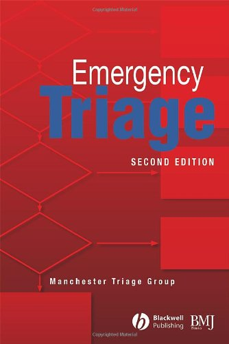 9780727915429: Emergency Triage: Manchester Triage Group