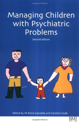 9780727915672: Managing Children with Psychiatric Problems