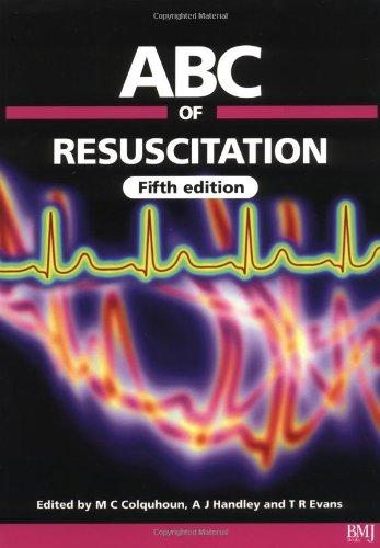 9780727916693: ABC of Resuscitation (ABC Series)