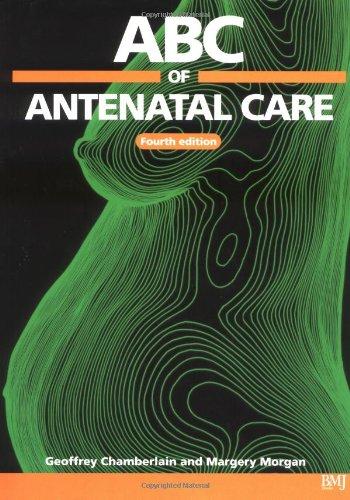 9780727916921: ABC of Antenatal Care (ABC Series)