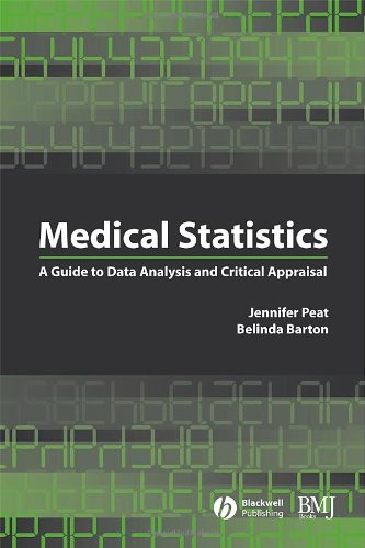 9780727918123: Medical Statistics: A Guide to Data Analysis and Critical Appraisal