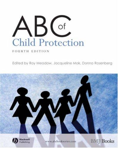ABC of Child Protection (ABC) (ABC Series): Rosenberg, Donna, Mok,
