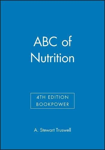 9780727918321: ABC of Nutrition (ABC Series)