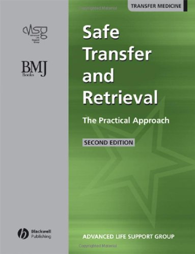 9780727918550: Safe Transfer and Retrieval of Patients (STAR): The Practical Approach