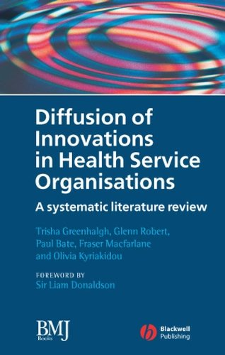 9780727918697: Diffusion Of Innovations In Health Service Organisations: A Systematic Literature Review
