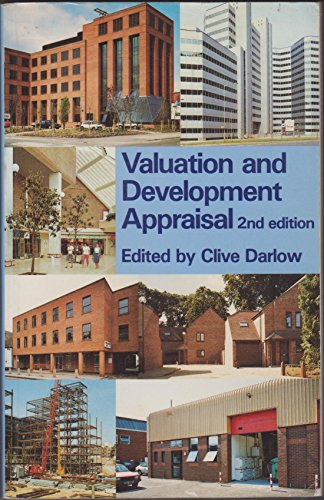9780728201095: Valuation and Development Appraisal