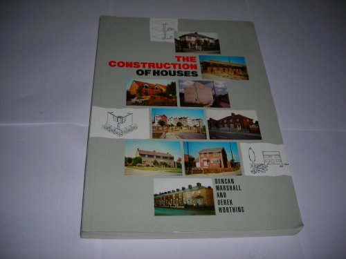 9780728201552: The Construction of Houses