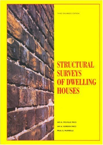9780728201637: Structural Surveys of Dwelling Houses