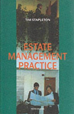 9780728202092: Estate Management Practice