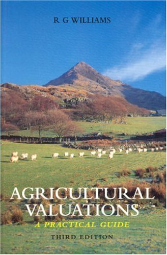 9780728203112: Agricultural Valuations, Third Edition: A Practical Guide