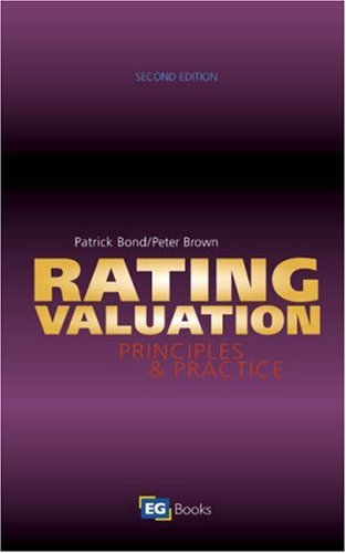 9780728204928: Rating Valuation Principles into Practice