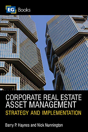 9780728205734: Corporate Real Estate Asset Management