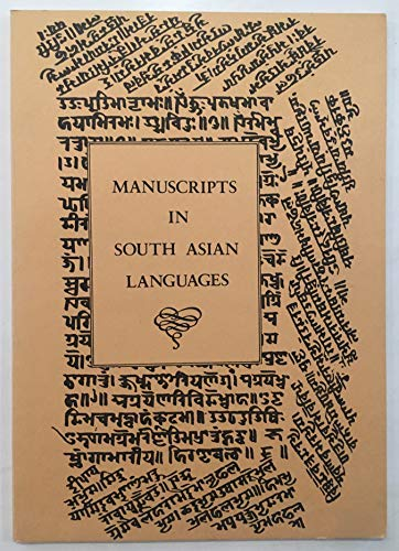 9780728600591: A handlist of the manuscripts in South Asian languages in the Library [of the School of Oriental and African Studies]