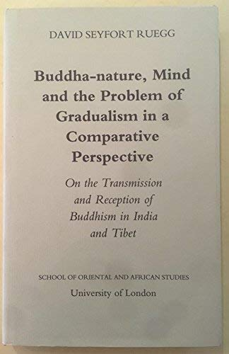 9780728601529: Buddha-Nature, Mind and the Problem of Gradualism (Jordan Lectures in Comparative Religion)