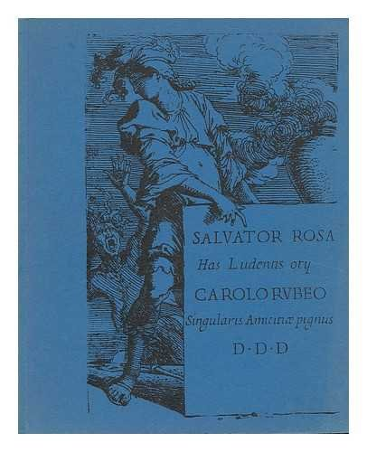 Salvator Rosa: [a catalogue of an exhibition held at the] Hayward Gallery, London, 17 October - 23 December 1973 (0728700026) by Hayward Gallery