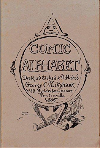 9780728700130: George Cruikshank's Comic Alphabet