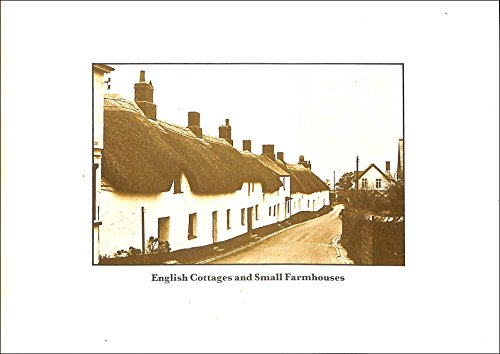 English Cottages and Small Farmhouses