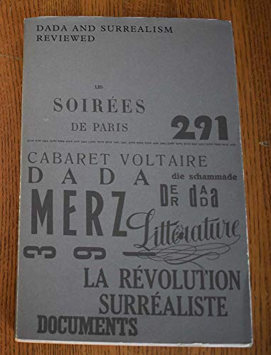 9780728701489: Dada and Surrealism Reviewed