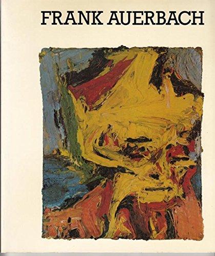 Frank Auerbach: Drew, Joanna (foreword by).