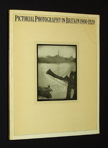 9780728701717: Pictorial Photography in Britain, 1900-1920