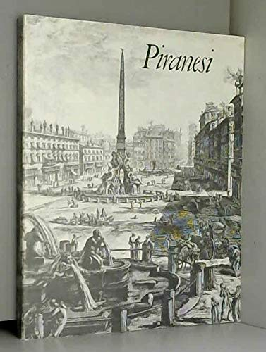 9780728701762: Piranesi: Catalogue