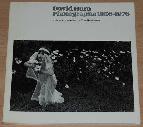 9780728702028: David Hurn: Photographs, 1956-1976